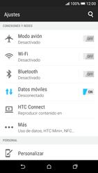 Desactivación límite de datos móviles - HTC Desire 626s - Passo 4