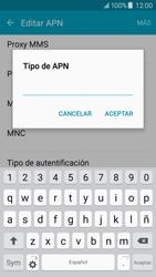 Configura el Internet - Samsung Galaxy J5 - J500F - Passo 13