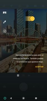 Opciones de la cámara - Motorola Moto G8 Plus (Dual SIM) - Passo 5