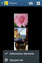 Transferir fotos vía Bluetooth - Samsung Galaxy Fame Lite - S6790 - Passo 6