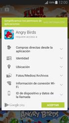 Instala las aplicaciones - Samsung Galaxy Alpha - G850 - Passo 18