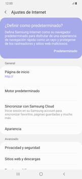 Configura el Internet - Samsung Galaxy A50 - Passo 25