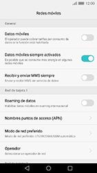 Desactiva tu conexión de datos - Huawei Cam Y6 II - Passo 5
