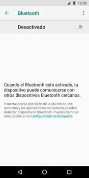 Conecta con otro dispositivo Bluetooth - Motorola Moto G6 Play - Passo 6