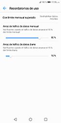 Desactivación límite de datos móviles - Huawei Y5 2018 - Passo 10