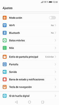 Configura el hotspot móvil - Huawei P10 Plus - Passo 3