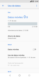 Desactiva tu conexión de datos - Nokia 3.1 - Passo 6
