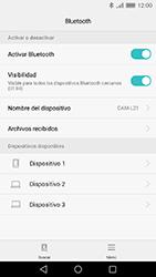 Conecta con otro dispositivo Bluetooth - Huawei Cam Y6 II - Passo 5