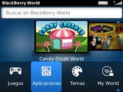 Instala las aplicaciones - BlackBerry Curve 9320 - Passo 4