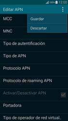 Configura el Internet - Samsung Galaxy Alpha - G850 - Passo 15