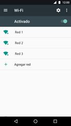 Configura el WiFi - Motorola Moto G5 - Passo 6