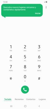 Configuración del identificador de llamadas - Samsung Galaxy A30 - Passo 4