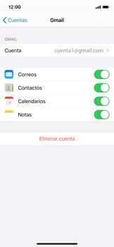 Cómo realizar una copia de seguridad o restaurar contactos - Apple iPhone 11 Pro - Passo 10