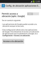 Uso de la navegación GPS - Samsung Galaxy S4  GT - I9500 - Passo 5