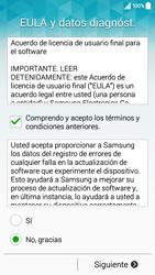 Activa el equipo - Samsung Galaxy A3 - A300M - Passo 8