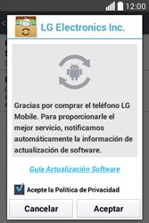 Actualiza el software del equipo - LG L40 - Passo 9