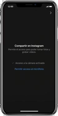 iOS Instagram