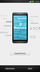 Activa el equipo - HTC One - Passo 3