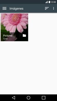 Envía fotos, videos y audio por mensaje de texto - LG V10 - Passo 16