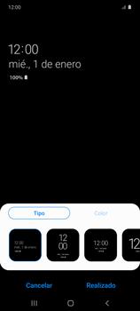 Cómo activar Always on Display - Samsung Galaxy S10 Lite - Passo 12