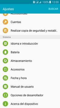 Actualiza el software del equipo - Samsung Galaxy J7 - J700 - Passo 5