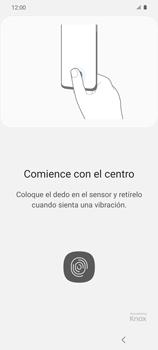Habilitar seguridad de huella digital - Samsung Galaxy S20 - Passo 12