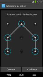 Desbloqueo del equipo por medio del patrón - LG G Flex - Passo 12
