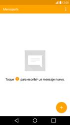 Envía fotos, videos y audio por mensaje de texto - LG K10 - Passo 3
