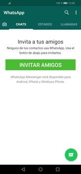 Configuración de Whatsapp - Huawei P30 Lite - Passo 12