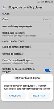 Desbloqueo del equipo por medio del patrón - Huawei P Smart - Passo 11