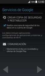 Crea una cuenta - Samsung Galaxy Core Prime - G360 - Passo 13