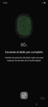 Habilitar seguridad de huella digital - Samsung Galaxy A51 - Passo 15