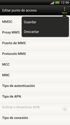 Configura el Internet - HTC One S - Passo 14