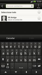 Envía fotos, videos y audio por mensaje de texto - HTC ONE X  Endeavor - Passo 5