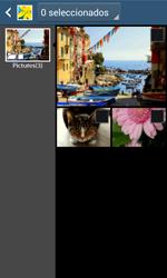 Transferir fotos vía Bluetooth - Samsung Galaxy Trend Plus S7580 - Passo 7