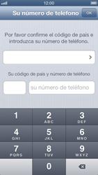 Configuración de Whatsapp - Apple iPhone 5 - Passo 5