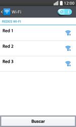 Configura el WiFi - LG L70 - Passo 7
