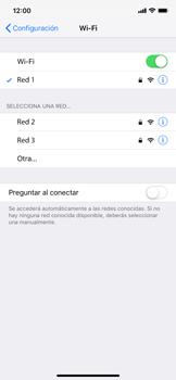Configura el WiFi - Apple iPhone XR - Passo 7