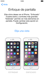 Activa el equipo - Apple iPhone 6 Plus - Passo 24