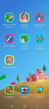 Cómo habilitar el Ambiente de Niños - Samsung Galaxy S10 Lite - Passo 9