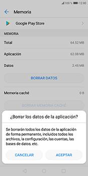 Limpieza de aplicación - Huawei Y6 2018 - Passo 8