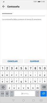 Configura el hotspot móvil - Huawei P30 Pro - Passo 8