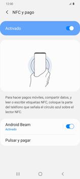Cómo activar NFC - Samsung Galaxy S20 - Passo 8