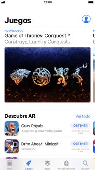 Instala las aplicaciones - Apple iPhone 7 Plus - Passo 4