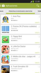 Instala las aplicaciones - Samsung Galaxy Zoom S4 - C105 - Passo 11
