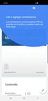 Descargar contenido de la nube - Samsung S10+ - Passo 6