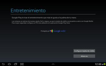 Crea una cuenta - Samsung Galaxy Note 10-1 - N8000 - Passo 23