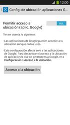 Uso de la navegación GPS - Samsung Galaxy S4  GT - I9500 - Passo 6
