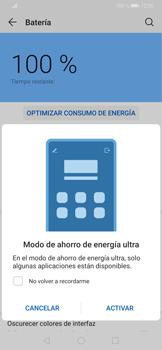 Modo de ahorro de batería - Huawei P30 - Passo 4