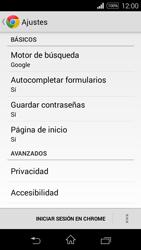 Configura el Internet - Sony Xperia E3 D2203 - Passo 21